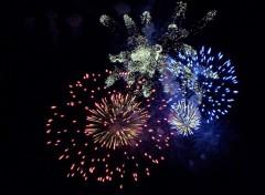 Fonds d'�cran Hommes - Ev�nements fireworksmtl2
