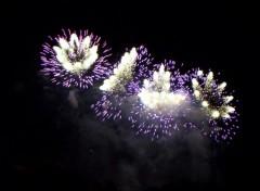 Fonds d'�cran Hommes - Ev�nements fireworks7