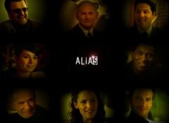 Fonds d'�cran S�ries TV Alias Saison 4 1024x768