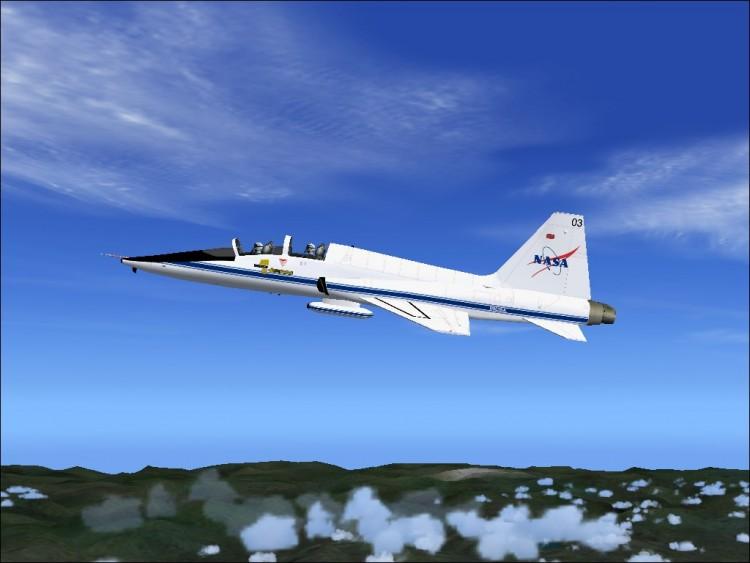astronaut flight simulator - photo #11