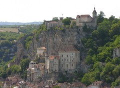 Fonds d'�cran Voyages : Europe Rocamadour