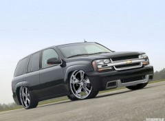 Fonds d'�cran Voitures Chevrolet TrailBlazer SS DUB Style