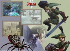 Fonds d'�cran Jeux Vid�o Wallpaper Twilight Princess