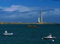 Fonds d'�cran Voyages : Europe Faro dell'isola Vierge
