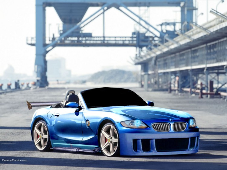 Fonds d'�cran Voitures Tuning z4