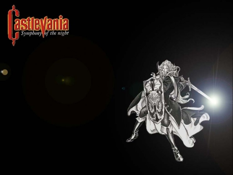 wallpapers video games gt wallpapers castelvania symphony