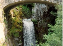 Fonds d'�cran Nature chute