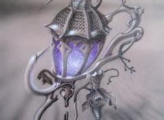 Fonds d'�cran Art - Peinture Ame mystique...