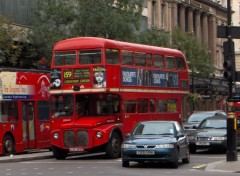 Wallpapers Trips : Europ The London Bus...