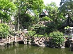Fonds d'�cran Voyages : Asie Jardin � Sahghai