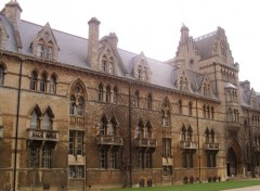 Fonds d'�cran Voyages : Europe Oxford University