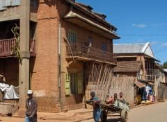 Wallpapers Trips : Africa Antsirab�, transports en ville
