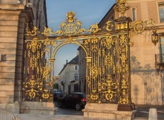 Wallpapers Trips : Europ A Nancy, les grilles de la place Stanislas