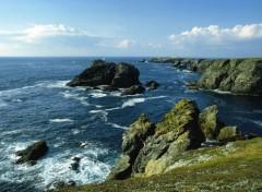 Fonds d'�cran Voyages : Europe Belle-Ile en mer