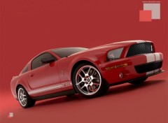 Fonds d'cran Voitures Ford Mustang 2005
