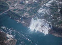 Wallpapers Trips : North America Niagara - les chutes 1