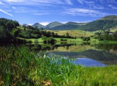 Fonds d'�cran Voyages : Europe Le Cantal