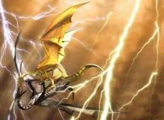 Wallpapers Fantasy and Science Fiction dragon