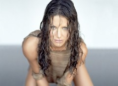 Fonds d'�cran C�l�brit�s Femme Evangeline Lilly (Kate LOST)
