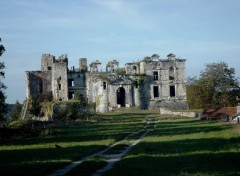 Fonds d'cran Constructions et architecture Chateau de Bidache (64)