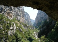 Fonds d'�cran Voyages : Europe Gorges du Tarn