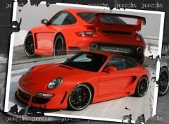 Wallpapers Cars Porsche 997