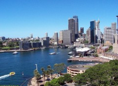 Fonds d'�cran Voyages : Oc�anie La city,Sidney