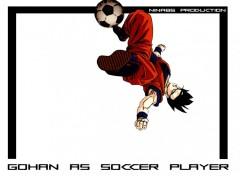 Fonds d'�cran Manga kooka au foot