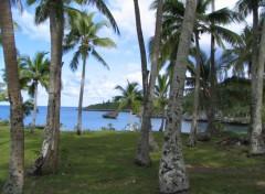 Wallpapers Trips : Oceania Camping cal�donien
