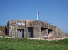 Wallpapers Constructions and architecture casemate d'artillerie de la Ligne Maginot Aquatique