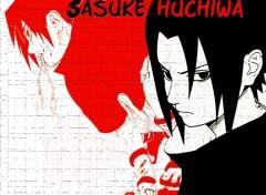 Fonds d'�cran Manga Sasuke