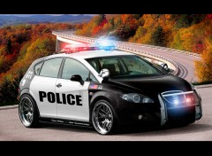 Wallpapers Cars Leon police