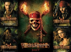 Fonds d'�cran Cin�ma Pirates Des Cara�bes 2