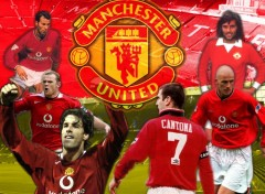 Fonds d'�cran Sports - Loisirs Manchester United