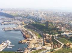 Fonds d'�cran Voyages : Afrique Oran Port