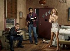 Wallpapers TV Soaps CsI trio