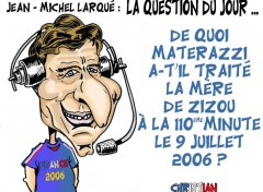 Fonds d'�cran Art - Crayon FINALE : La question du jour de Jean-Michel Larqu� ...