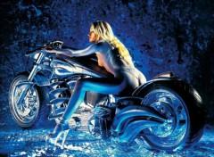 Fonds d'�cran Motos Image sans titre N�145328