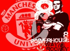 Fonds d'�cran Sports - Loisirs Rooney
