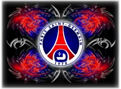 Fonds d'�cran Sports - Loisirs PSG Tribal