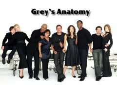 Fonds d'�cran S�ries TV Grey's Anatomy