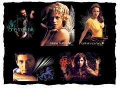 Fonds d'�cran S�ries TV One Tree Hill
