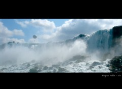Fonds d'�cran Nature Niagara Falls