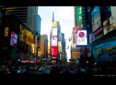 Fonds d'�cran Voyages : Am�rique du nord Times Square