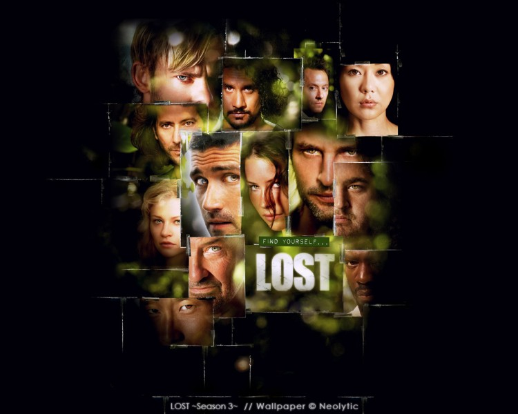 Fonds d'�cran S�ries TV Lost, les Disparus Season 3