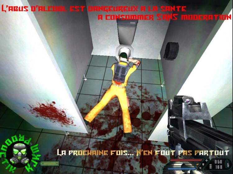 Wallpapers Humor Miscellaneous KJKM - Cuite dans FarCry
