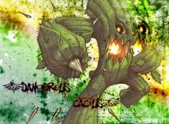 Wallpapers Humor Dangerous Cactus