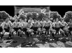 Fonds d'�cran Sports - Loisirs The Haka by the All Blacks