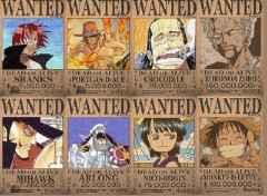 Fonds d'�cran Manga Wanted