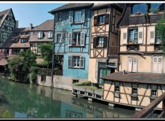 Fonds d'cran Voyages : Europe Colmar Petite Venise